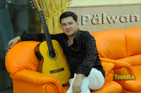 Pälwan Halmyradow